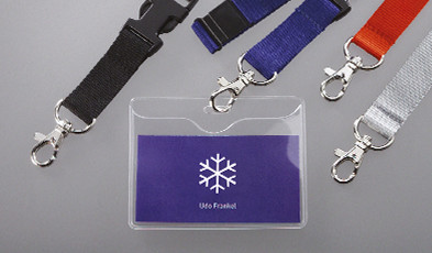 Lanyards B12 with id holder H1