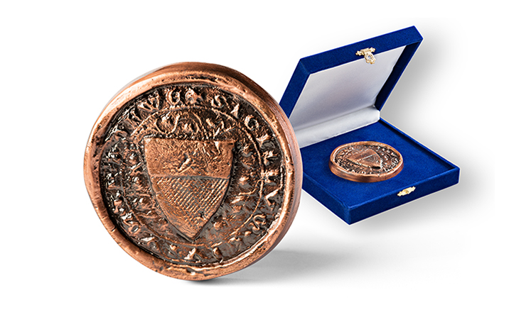 Medaille der Stadt Horb