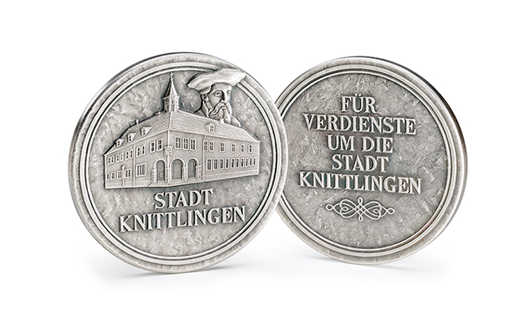 Citizens' medals for cities and towns
