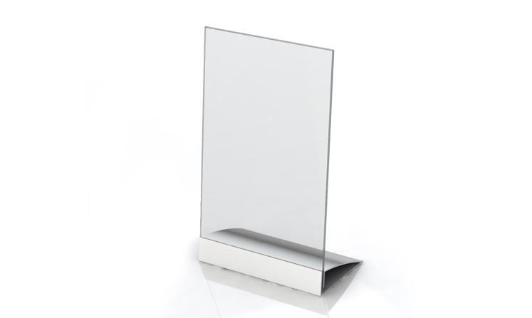 Desk plate A5