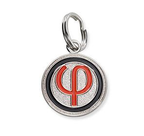 Embleme und Markenlabel mit Ring