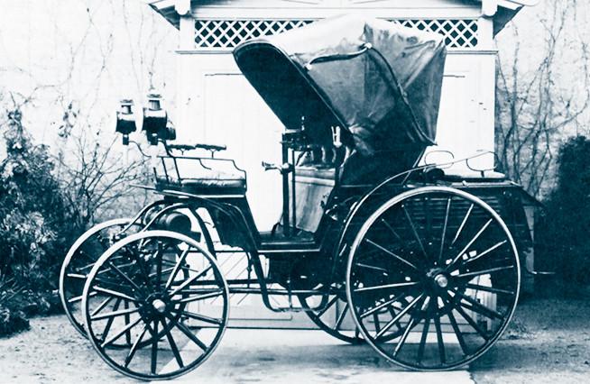 B.H. Mayer's Benz