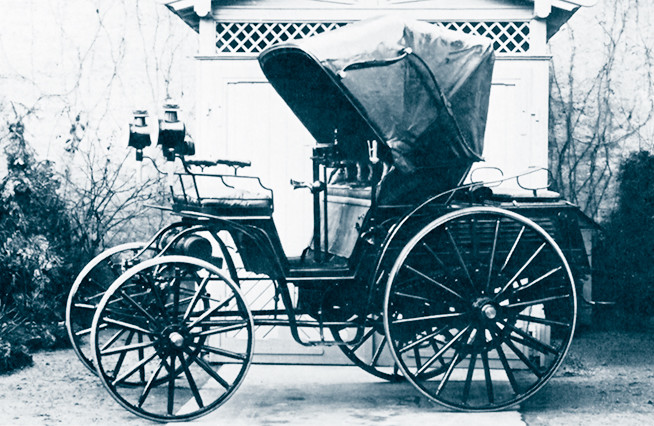 B.H. Mayer's Benz
