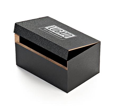 MDF-Box für Pins und Anstecknadel