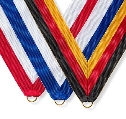 Medaillenbänder