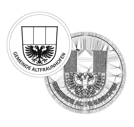 Gestaltung von Plaketten und Emblemen