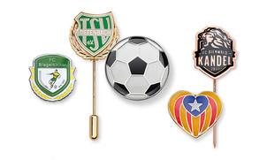 Pins, Vereinsabzeichen, Ehrennadeln, Anstecknadeln