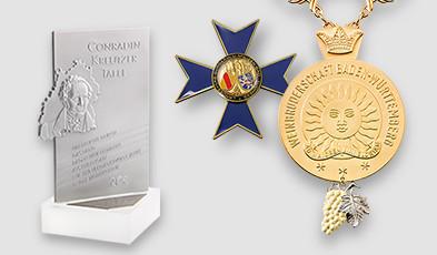 Lapel pins, badges and emblems