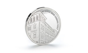 Medaille Jubiläum