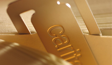 Embossed Bookmarks