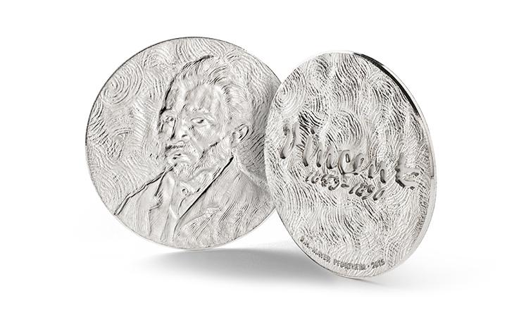Medaille Vincent Van Gogh