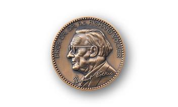 Medaille mit Portraitdarstellung