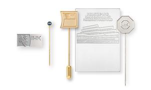 IHK – Pins, Anstecknadeln und Embleme